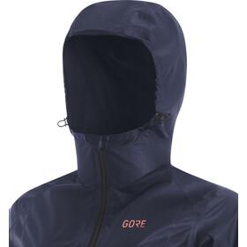 GORE WEAR R7 Gore-Tex Shakedry Capuchon Jas Dames, storm blue